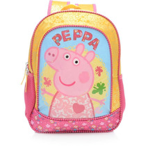 Mochila Costas Media Peppa Pig Home Sweet Home - Xeryus