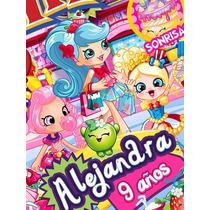 Invitacion Infantil Comic O Portada De Revista Imprimible