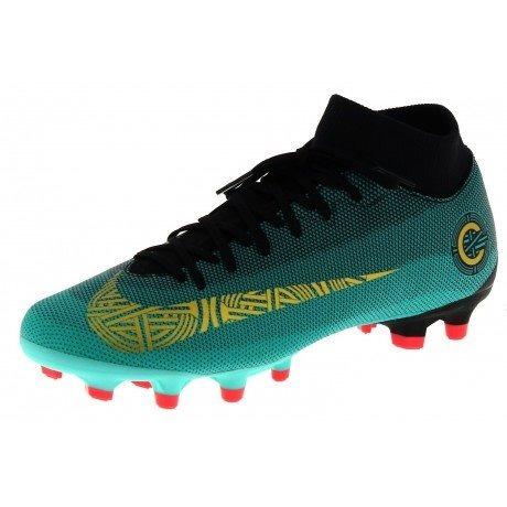 ff5662899bedd Tacos Nike Cristiano Ronaldo  - Talla 7 Originales -   1