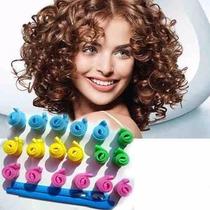 Super Magic Roller Curl Bobs Roletes Cachos Enrolador Modela