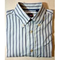 Camisa Rayada T. Harris London - Fashionella - M T9k5 T9k4