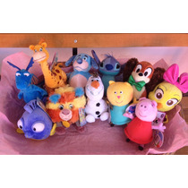 Peluches Chicos Doctora Juguetes, Peppa, Stitch Disney Store
