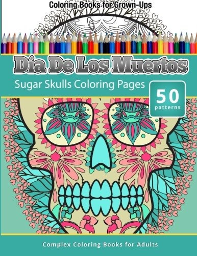 Libros Para Colorear De Calaveras - $ 71.900 en Mercado Libre