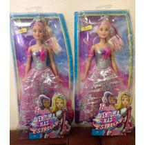 Bonecas Barbie Aventura Nas Estrelas Kit