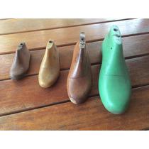 Formas Antigas Tradicionais Bico Redondo Adulto Sapato Bota