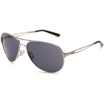 Gafas De La Mujer Oakley Advertencia Aviator Chrome Frame P