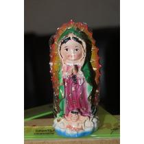 Virgen Cigüeña Recuerdo Bautizo Primera Comunion Baby Shower
