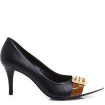 Sapato Jorge Bischoff Scarpin Fivela   Zariff