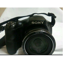 Camera Digital Sony Semi Profissional Hd 20 Mp Usb + Brinde