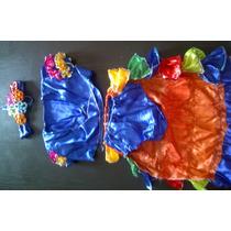 Disfraz De Niña De Rumbera De 1 A 2 Años