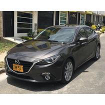 Nuevo Mazda 3 Sedan 2016 Grand Touring 2.0 Trip Skyactive