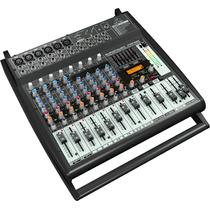 Mesa Amplificada Behringer Pmp500 12canais, 02081 Musical Sp