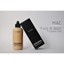 Base Mac Face And Body 120ml Original - Cor C3