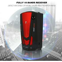 Detector De Radar Laser 16 Bandas 360 Grados Alerta Nuevo