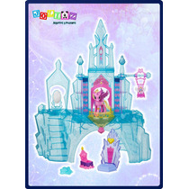 Castillo Del Imperio De Cristal Princesa My Little Pony