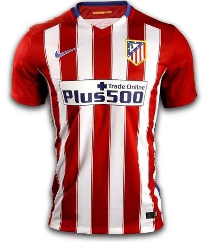 Camiseta Atlético de Madrid modelos d138089d65813