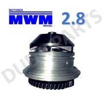 Bomba Agua Silverado S10 Blazer Frontier Troller Mwm 2.8 4cc