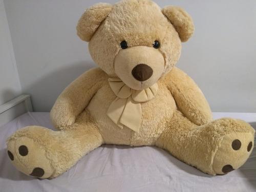 Urso Charles Gg Bege Buba 70 Cm Sentado - R  250 b74f4395edf45