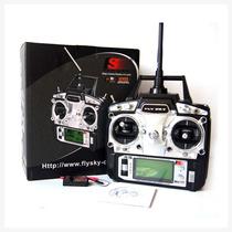 Radio Controle Flysky Fs-t6 V2 06canais 2,4ghz Com Receptor