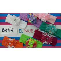 Set De 2 Tiaras De Bebé Colores A Escoger