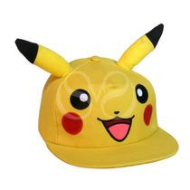Pikachu Snapback, Pokemon, Anime, Gorro
