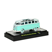 1962 Vw Microbus Deluxe Ee.uu. Modelo * Máquinas M2 Auto-th