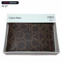 Carteira Masculina Calvin Klein Original Importada Ck