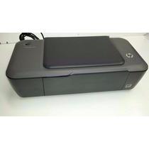 Impressora Hp Deskjet 1000 Com Fonte E Cartuchos Vazios