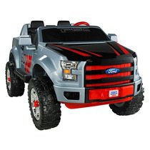 Montable Power Wheels Ford F-150 Deporte Extremo