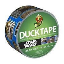 Juguete Duck Brand Star Wars Héroes De La Cinta, 1,88