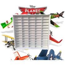 Expositor Prateleira Estante Escala 1/64 Disney Pixar Aviões