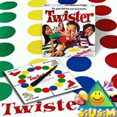 Juego De Mesa Twister Original Hasbro Oferta Jiujim 1 149 99 En