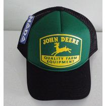 Boné John Deere Trucker Cap Tela