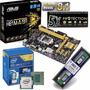 Kit Asus H81m-a/br + Intel I3-4170 3.7 Ghz+ Memoria 4gb 1600