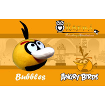 Peluche Angry Birds Bubbles
