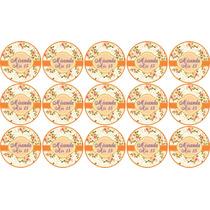 Stickers Personalizados Para Candy Bar.