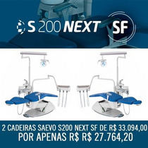 2 Consultório Odontológico Saevo S200 Next Gnatus Promoção