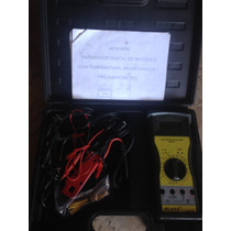 Analisador Analizador Digital De Motores Plana Adm-9000