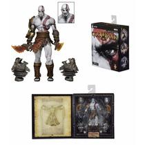 Neca God Of Wars 3 7 (18cm) Ultimate Kratos Nuevo En Mano