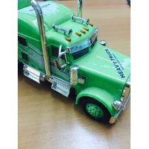 Caminhão Com Controle Remototanque Verde