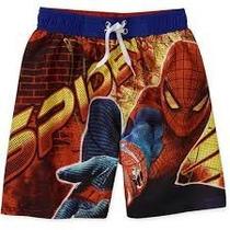 Short Originales Spiderman,superman, Angry Birds T-4,6,8