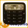 Teclado Nokia N73 Negro Navegacion Y Numerico + Capuchon