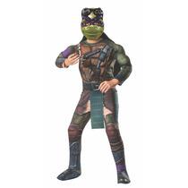 Disfraz De Donatello Tortugas Ninja Movie P/ Niño