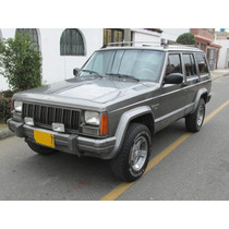 Jeep Cherokee Limited Mt 4000cc Permuto