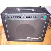 Randall Rg50tc All Tube 50 Watts Marshall Mesa Boogie Fender
