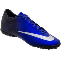 13d7b55f562ba Chuteira Society Nike Mercurial Victory V Cr7 Tf V2mshop