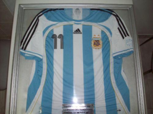 Cuadros Con Camisetas De Futbol Del Cuadro Que Vos Quieras ...