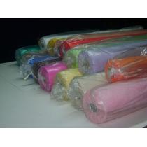 Rollo De Tela Friselina 45 Grs 30 Colores 1.40 X 50mts