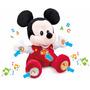 Baby Mickey Peluche Interactivo Juega Y Aprende Con Sonido C
