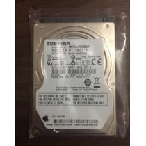 Disco Duro Toshiba /sata 2.5 / 500 Gb.(autorizado Por Apple)